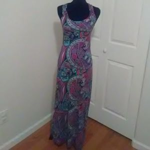 Gorgeous Like New Maxi Dress